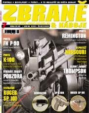 Zbraně a náboje 7/2004