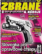 Zbraně a náboje 8/2013