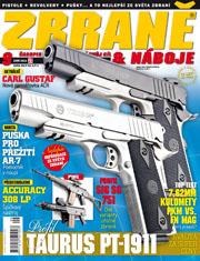 Zbraně a náboje 9/2011