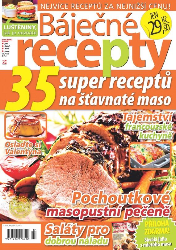 Báječné recepty