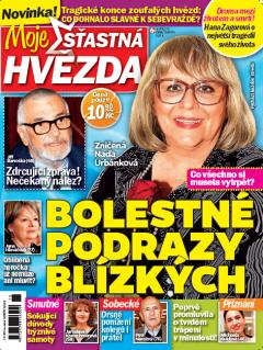 Moje šťastná hvězda 15/2015