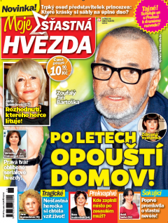 Moje šťastná hvězda 18/2015