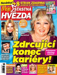 Moje šťastná hvězda 19/2015