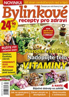 Časopis Edice bylinky