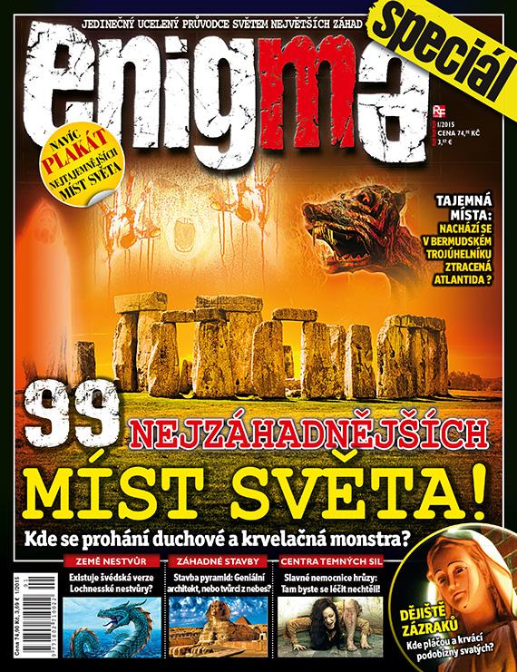 Enigma speciál 1/2015