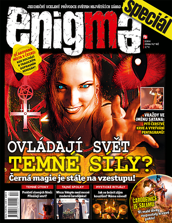 Enigma speciál 2/2014