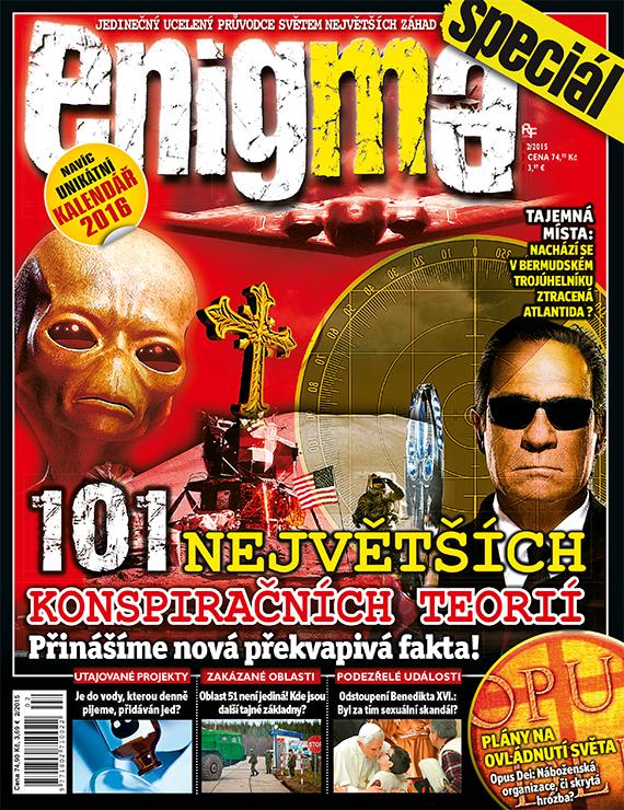 Enigma speciál 2/2015