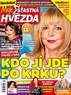 Moje šťastná hvězda 52/2015