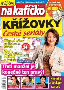 Křížovky České seriály – Můj čas na kafíčko 4/2017