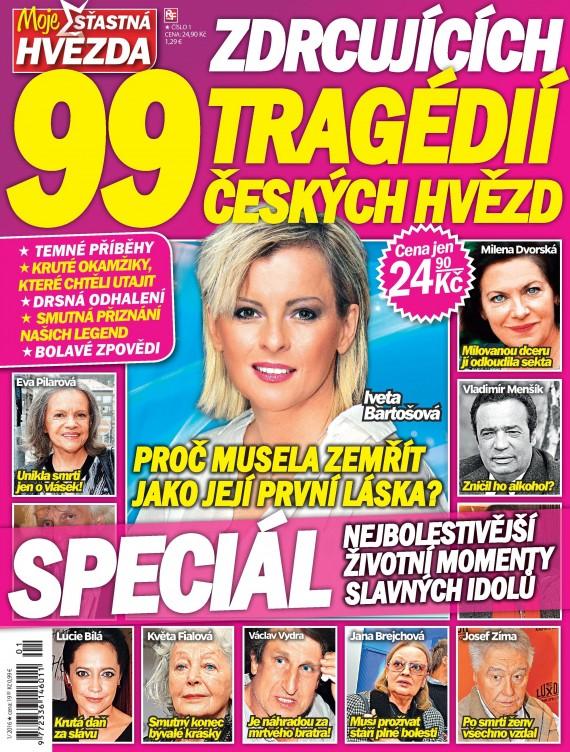 Moje šťastná hvězda Speciál 01/2016