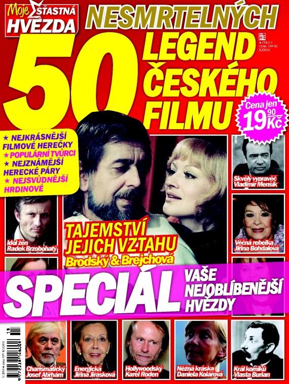 Moje šťastná hvězda Speciál 2/2014