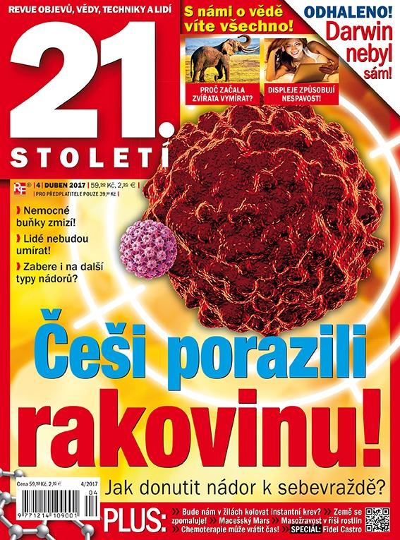 Aktuální číslo časopisu 21. Století