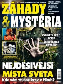 Edice záhady a mystéria 1/2016