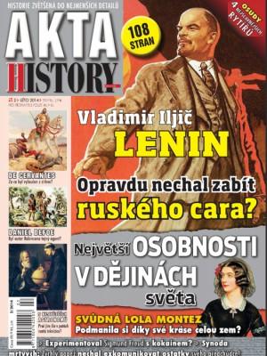Akta History revue 2/2014
