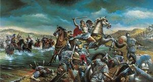 alexander vitezici v bitvach