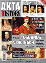 Akta History revue 3/2011