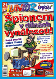 Junior speciál 2/2011