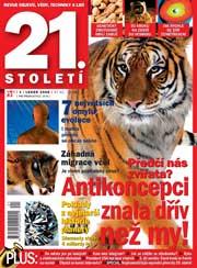 21. Století 1/2008