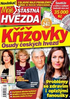 Křížovky Moje šťastná hvězda 3/2016