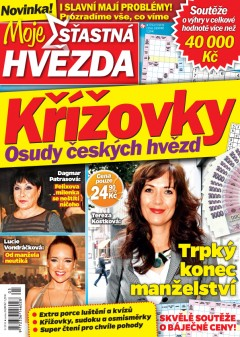 Křížovky Moje šťastná hvězda 5/2016
