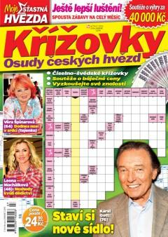 Křížovky Moje šťastná hvězda 7/2016
