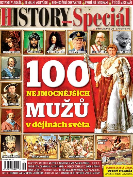 History Revue speciál 1/2014