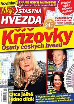 Křížovky Moje šťastná hvězda 4/2015