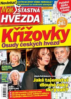 Křížovky Moje šťastná hvězda 2/2015