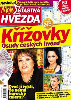 Křížovky Moje šťastná hvězda 1/2015
