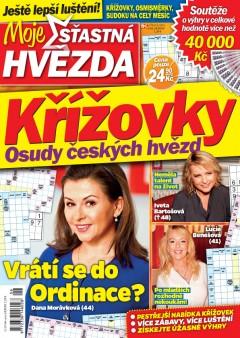 Křížovky Moje šťastná hvězda 6/2016