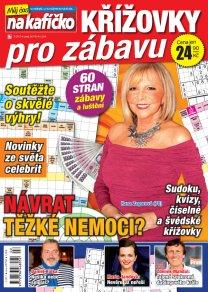 Časopis Křížovky pro zábavu – Můj čas na kafíčko