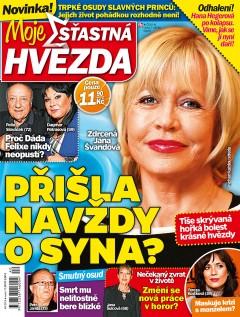 Moje šťastná hvězda 40/2015