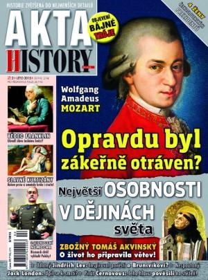 Akta History revue 2/2015