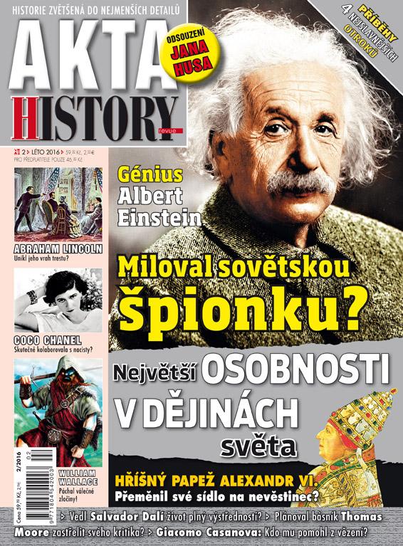 Akta History revue 2/2016