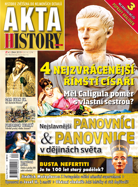 Akta History revue 4/2015