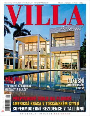 Villa Journal 1/2015