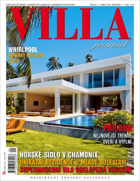 Villa Journal 1/2016
