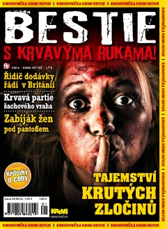 Knihovnička Krimi Revue 1/2014