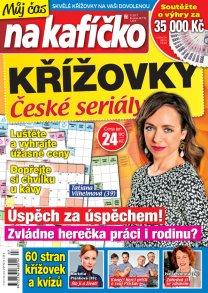Křížovky České seriály – Můj čas na kafíčko 7/2017