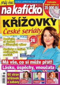 Křížovky České seriály – Můj čas na kafíčko 11/2017