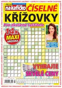 Časopis Číselné křížovky – Můj čas na kafíčko