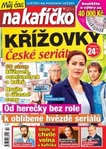 Křížovky České seriály – Můj čas na kafíčko 10/2017