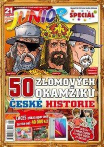 Časopis Junior speciál