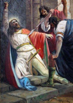 vrazda sv.vaclav