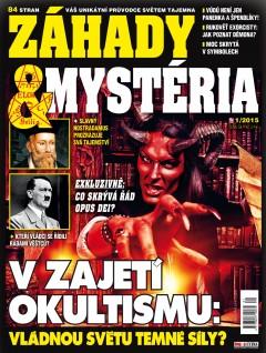 Záhady a mystéria 1/2015