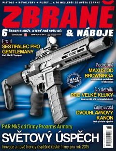 Zbraně a náboje 6/2015
