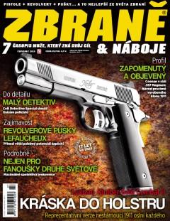 Zbraně a náboje 7/2015